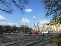 Puls av Europa Berlin Royaltyfria Foton