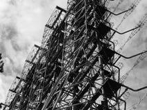 Pulsación de corriente rusa Fotografía de archivo