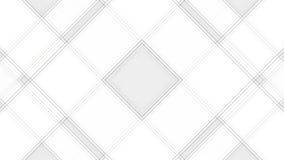 Pulsación rectangular de la forma del fondo abstracto libre illustration