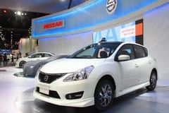 Pulsar de Nissan fotos de stock royalty free