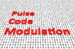 Pulse code modulation Stock Photography