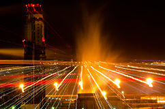 Pulse of Metropolis Royalty Free Stock Photos
