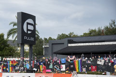 Pulse Nightclub Massacre Royalty Free Stock Images