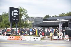Pulse Nightclub Massacre Royalty Free Stock Photos