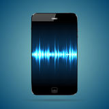 Pulse Smartphone Stock Photo