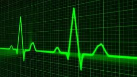 Pulse Trace, Healthcare Medicine Royalty Free Stock Image