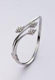 Pulseira do diamante fotos de stock royalty free