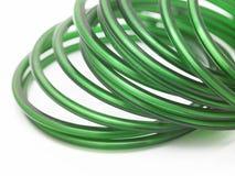Pulseira verdes Imagens de Stock