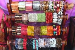 Pulseras coloridas Foto de archivo