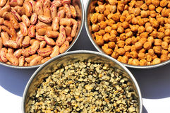 Pulses and cereals Stock Photography