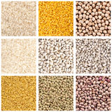 Pulses collection Royalty Free Stock Images