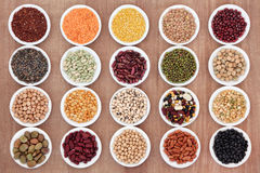 Pulses Selection Stock Image