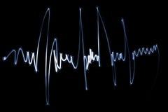 pulsieren Stockbild