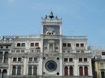 Pulso de disparo azul do zodíaco de Veneza Imagem de Stock