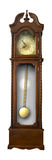pulso de disparo de madeira da Velho-forma com pêndulo Imagens de Stock