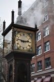 Pulso de disparo do vapor de Gastown Fotografia de Stock Royalty Free