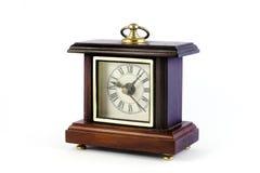 Pulso de disparo de tabela de madeira antigo em uma perspectiva angular imagem de stock royalty free
