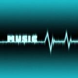 Pulso de la música ilustración del vector