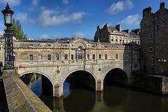 Pulteney Brücke Stockfoto