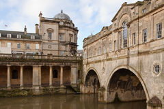Pulteney Bridge Royalty Free Stock Images
