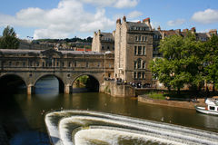 Pulteney Bridge Stock Photos