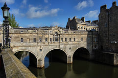 Pulteney bridge Stock Photo