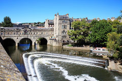 Pulteney Bridge Stock Image