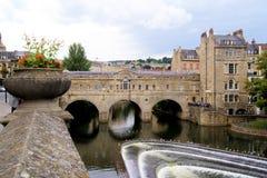 Pulteney Bridge, Bath Royalty Free Stock Images