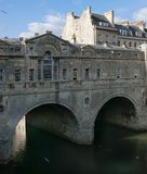 Pulteney Bridge, Bath Stock Photography