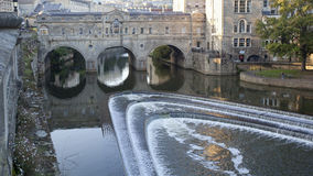Pulteney Bridge, Bath, Somerset, England Stock Images