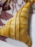 Pulut de Ketupat fotografía de archivo libre de regalías