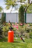 Pulvérisateur de pesticide images stock