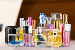 Pulvérisateurs de parfum Images libres de droits