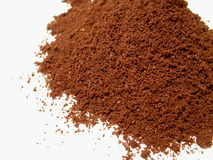 pulver för kaffe 3 Arkivbilder