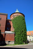 Pulver-Turm. Riga Stockfoto