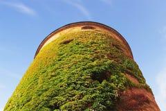 Pulverisieren Sie Kontrollturm Riga, Lettland stockfotografie