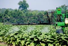Pulverizador da colheita Imagens de Stock