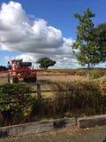 Pulverizador da colheita Fotos de Stock