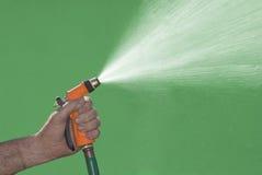 Pulverizador de água Fotografia de Stock