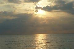 Pulverizador de mar da água imagem de stock royalty free
