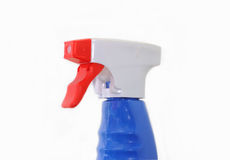 Pulverizer head on white . Stock Photography