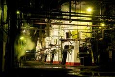 Pulverizer molen Stock Fotografie