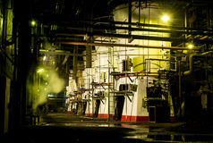 Pulverizermühle Stockfotografie