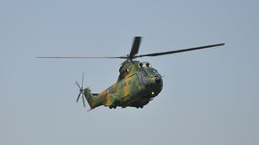 Puma IAR-330 Fotografia Stock