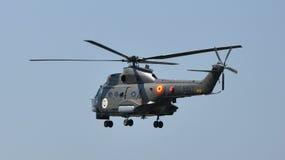 Puma IAR-330 navale Immagini Stock