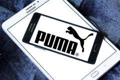 PUMA logo Obraz Royalty Free