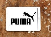 PUMA logo Obraz Stock
