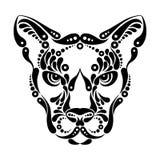 Puma tattoo Stock Photos