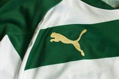 Puma znak Obraz Royalty Free
