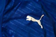 Puma znak Zdjęcie Stock